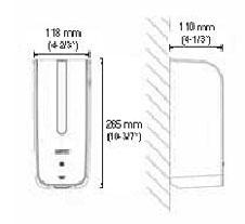 Сенсорный дозатор жидкого мыла (автомат). DJ0160AS. - Фото №2