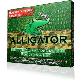 Биопрепарат «Аллигатор». - Фото
