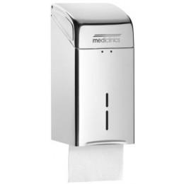 Тримач туалетного паперу V складка. DTH100CS.