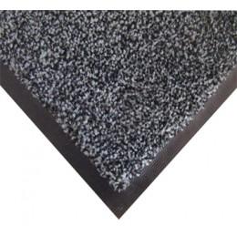 Нейлоновий брудозахисний килимок. 60*90 сірий. 1022509 - Фото