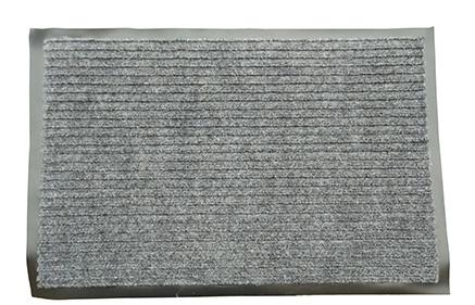 Брудозахисний килимок Дабл Стріпт, 120*150 сірий.  1022521 - Фото №2