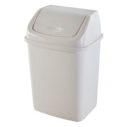 Урна для сміття з поворотною кришкою, 18 л,  Вп-18. 122065 - Фото