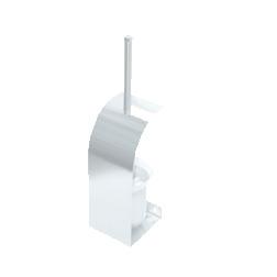 Щітка для туалету. S-394W. - Фото №1