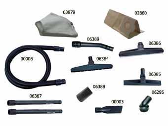 Промисловий Пилосос для сухого і вологого чищення Junior Steel 315. ASDO06885 - Фото №2