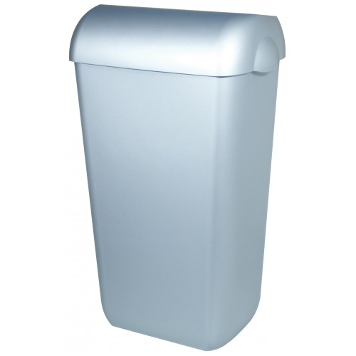Корзина для мусора пластик сатиновый 23 л.  A74201SAT - Фото №5
