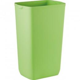 Урна для сміття пластик зелений 23 л.  A74201VE