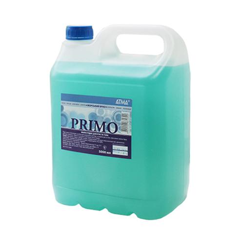 Жидкое мыло Primo, 5л. Морской Бриз. - Фото №1