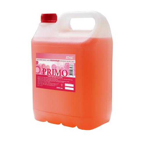 Жидкое мыло Primo, 5л. Клубника. - Фото №1