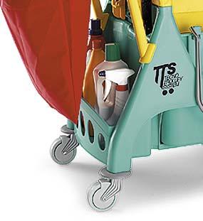 Візок для прибирання  Nick 25L. 6046 - Фото №3
