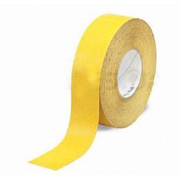 Противоскользящая лента 3M Safety-Walk  630 универсальная, средняя зернистость, желтая, 25 мм. FN510042107 - Фото