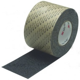 Cтрічка проти ковзання 3m Safety-walk  710 грубе зерно, чорна, 25 мм. FN520007959 - Фото