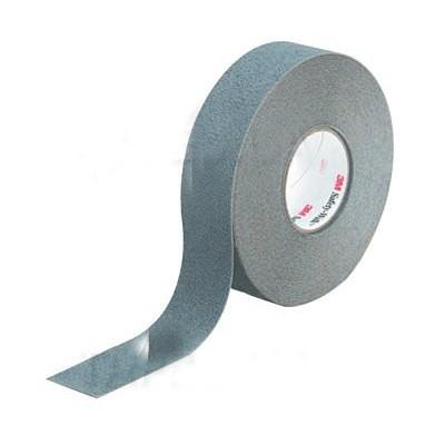 Cтрічка проти ковзання 3m Safety-walk  370 еластична, сіра, 25 мм. FN510041281 - Фото №1