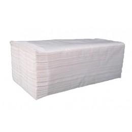 Паперові рушники листові, V-складання, целюлозні. PRv-160. - Фото