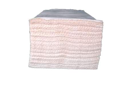 Паперові рушники листові, V-складання, целюлозні. PRv-160. - Фото №2