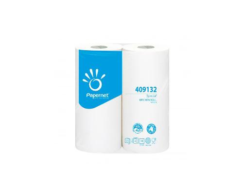 Бумажные полотенца, ролевые (рулонные). 409132 - Фото №1
