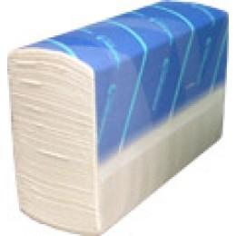 Бумажные полотенца листовые, Z-укладка, целлюлозные.406305.