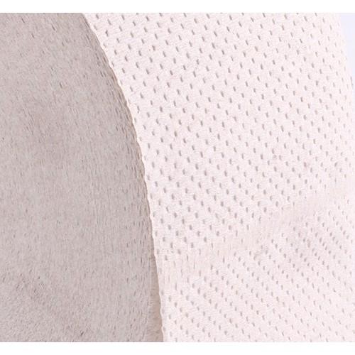 Туалетная бумага рулонная, макулатура, Джамбо, серая. B-101. - Фото №2