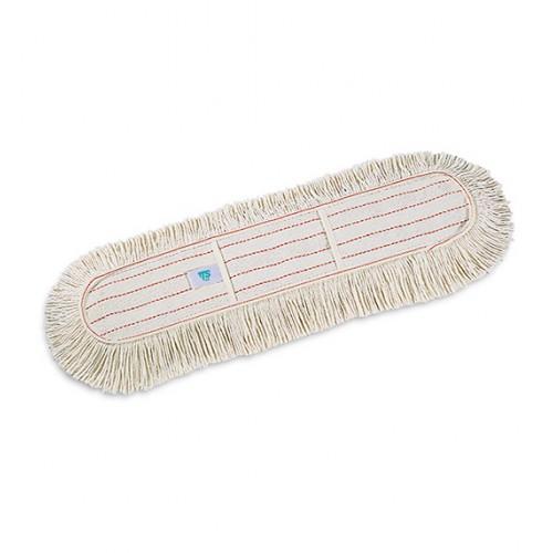 МОП (вкладка) з кишенями  для сухого прибирання підлоги 80 см. 00000133. - Фото №1