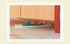 Основа Мопа (швабри) для вологого прибирання Blick, 40 см. 00000877Y - Фото №2