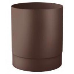 Відро для паперових рушників пластик коричневий 13 л. A52601МА