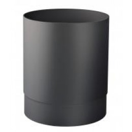 Відро для паперових рушників пластик чорний 13л. A52601NE