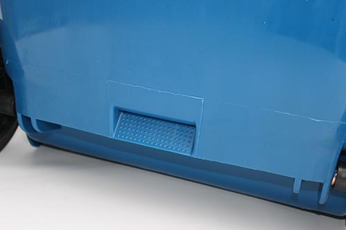 Бак для сміття  240л, синій. 240H2-19BL - Фото №3