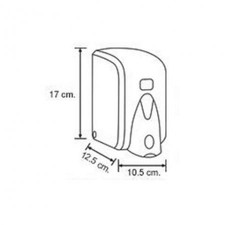 Дозатор мыла или шампуня. S5C. - Фото №3