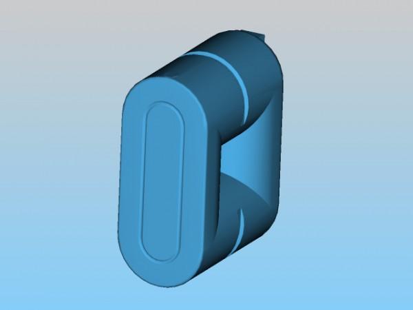 Плоска пластикова ємність 1000 л. B -1000 - Фото №3