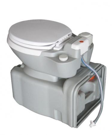 Биотуалет кассетный, поршневой смыв. 3622 - Фото №5