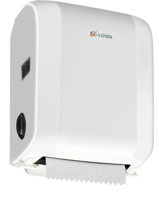 Автоматичний диспенсер паперових рушників. CP-0525-B - Фото №1
