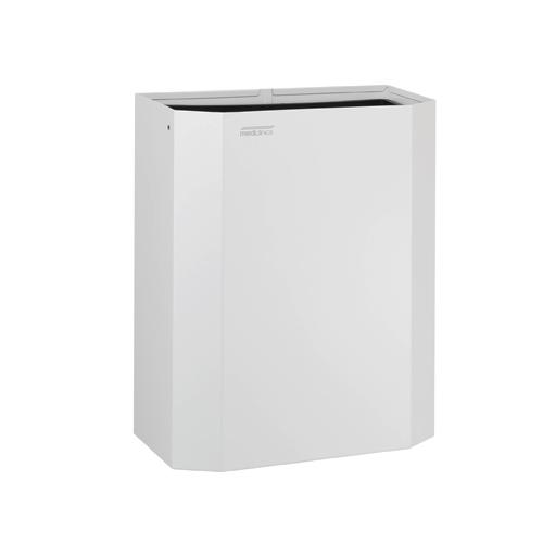 Корзина для бумажных полотенец металл белый 25 л. PPA2279. - Фото №1