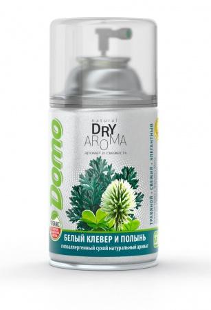 Балончики, що  очищують повітря Dry Aroma natural 'Біла конюшина і полин » XD10204 - Фото №1