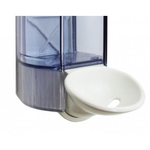Дозатор для рідкого мила ліктьовий медицинський.  A63001 - Фото №3