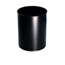 Кошик офісний металевий, 12 л. M812Black