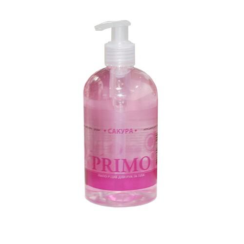 Жидкое мыло Primo, 0,35 л. Сакура. - Фото №1