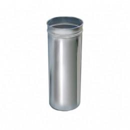 Корзина для мусора 24л  цилиндрическая. R-LINE. M-824C - Фото