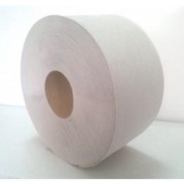 Туалетний папір рулонний, макулатура. Джамбо.  TP1.130.R.UA. - Фото