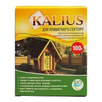 Биопрепарат для выгребных ям Калиус 100 - Фото