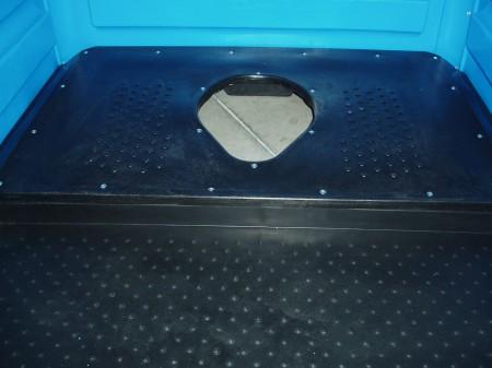 Туалетна кабінка для вигрібних ям, Стандарт. ТКС - Фото №3