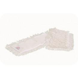 МОП (вкладка) с кишенями для прибирання підлоги 60 см. NZS030 - Фото