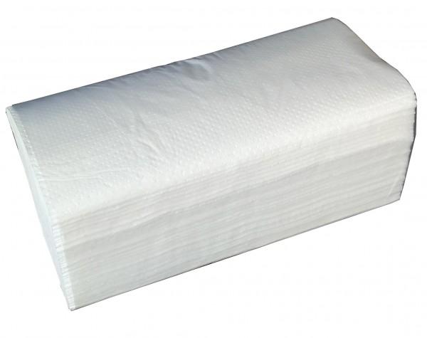 Паперові рушники листові,  V-складання, целюлозні  Люкс. M150. - Фото №1