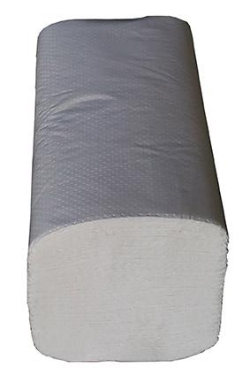 Паперові рушники листові,  V-складання, целюлозні  Люкс. M150. - Фото №3