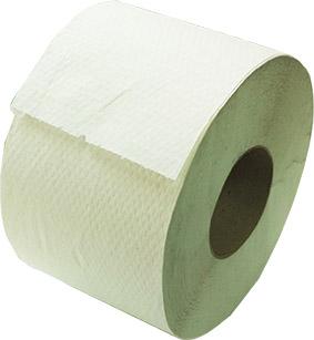 Туалетний папір рулонний , целюлоза 1 шар. 33700500 - Фото №1