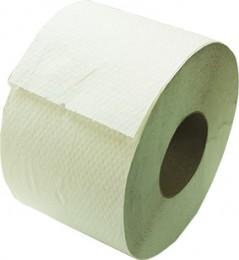 Туалетний папір рулонний, целюлоза 1 шар.  33700500 - Фото