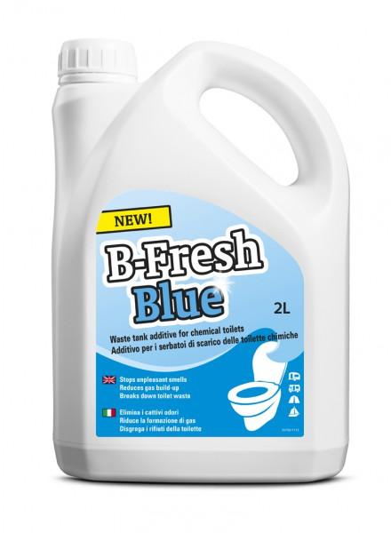Средство для биотуалетов B-Fresh Blue, 2 л.  - Фото №1