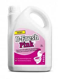 Засіб для біотуалетів B-Fresh-Pink, 2л.