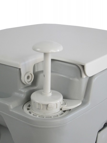 Біотуалет портативний, 21 л, 4521 - Фото №2