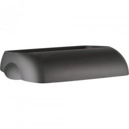 Кришка для урни 23л A74201NE COLORED пластик чорний. A74401NE