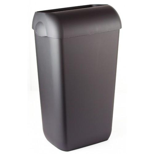 Кришка для урни 23л A74201NE COLORED пластик чорний. A74401NE - Фото №2