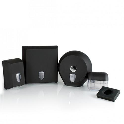 Кришка для урни 23л A74201NE COLORED пластик чорний. A74401NE - Фото №3
